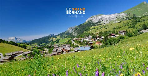 Photo Grand by Augrandbornand Location D Appartements Et Chalets