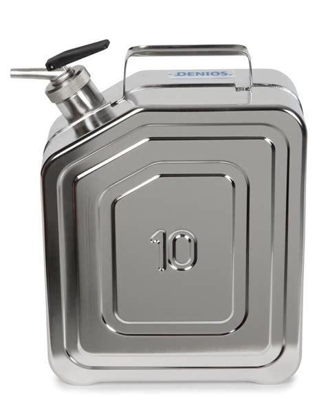 tanica con rubinetto tanica in acciaio inossidabile con rubinetto dosatore di