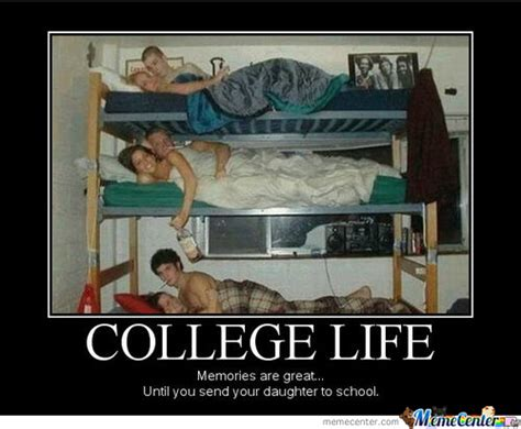 Memes College - college life by alisabosconovitch meme center