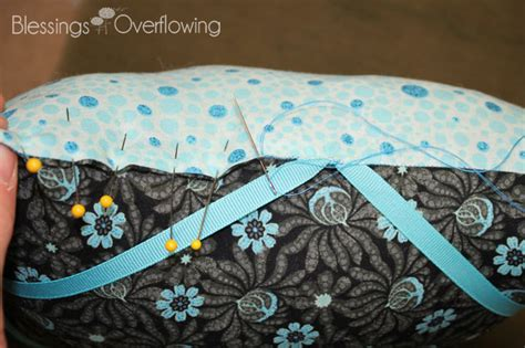 E Reader Pillow by Ereader Pillow Tutorial Blessings Overflowing