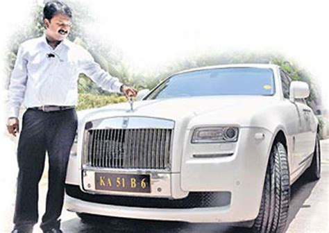 who owns rolls royce in india bangalore barber owns rolls royce ghost 67 other cars