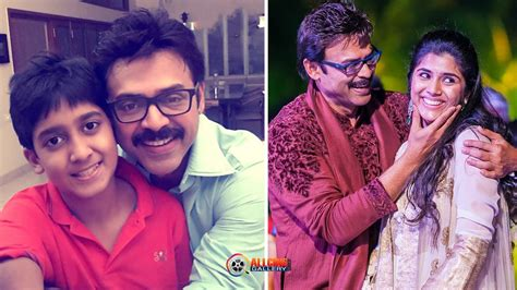 actor raja and his wife actor venkatesh family photos with wife neeraja daughter