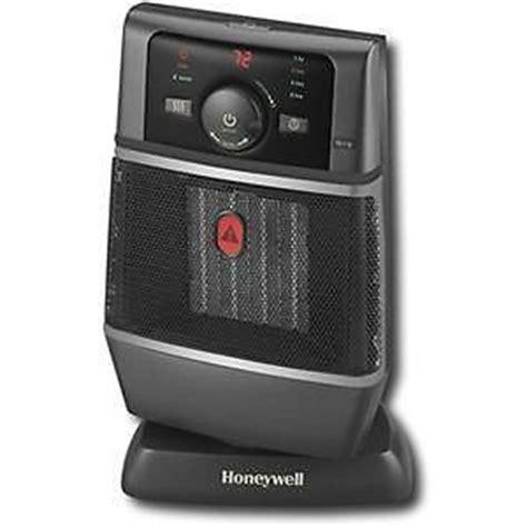 small room heater honeywell digital ceramic small room space heater hz 370bp oscillating new ebay