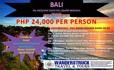 indonesia travel packages myvacationplanorg
