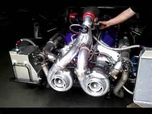 turbo big block chevy blowthru
