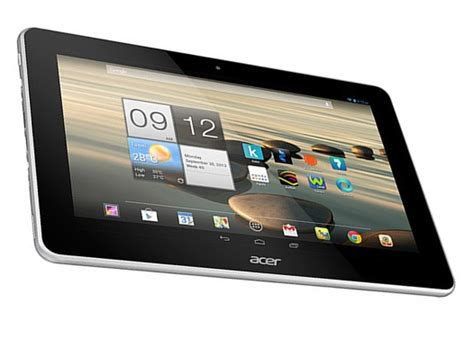 Tablet Android Acer Iconia acer finally exposes iconia a3 android tablet with price starting at 249 crazypundit
