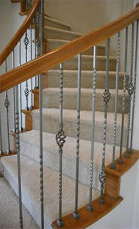 replacement banister spindles replace wooden baluster with iron balusters