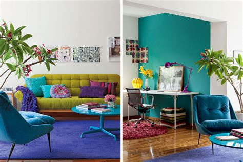 Small Colorful Living Room by 12 Unbelievably Colorful Living Rooms Brit Co