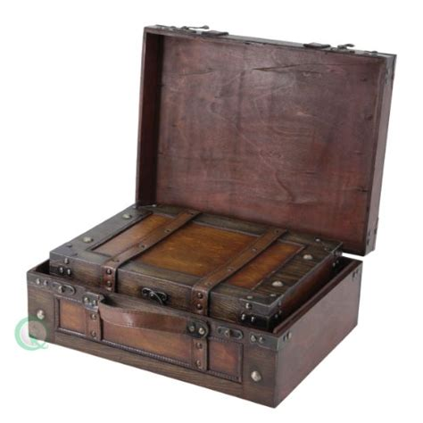 Decorative Suitcase by Vintiquewise Tm Style Suitcase Decorative Box With