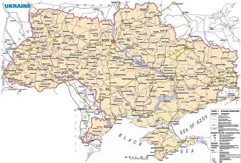 ua map ukraine karte st 228 dte