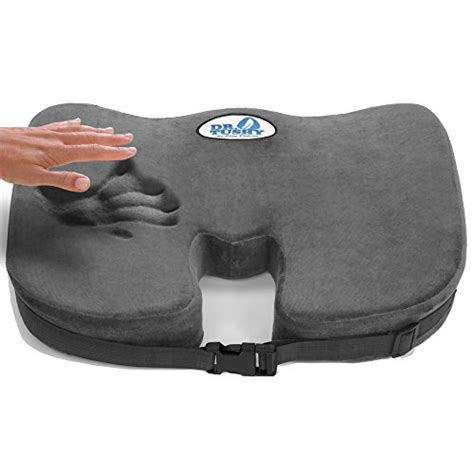 best car seat cushions for lower back premium memory foam seat cushion for office chair