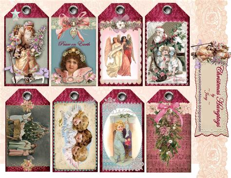 printable victorian tags look in the nook graphics and images printable victorian