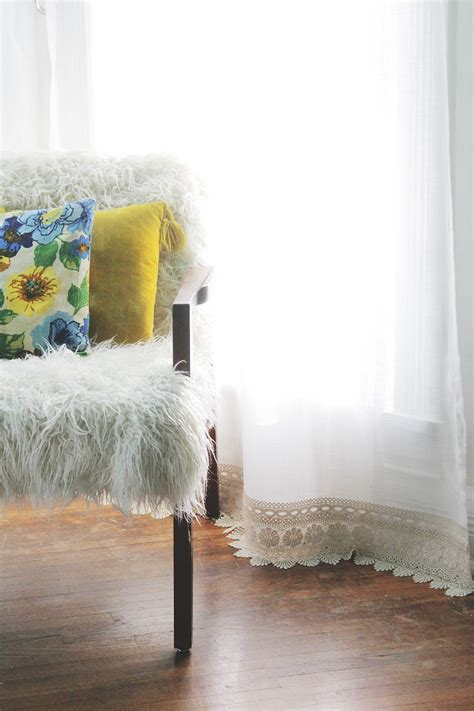 curtains without sewing lengthen your curtains without sewing a beautiful mess