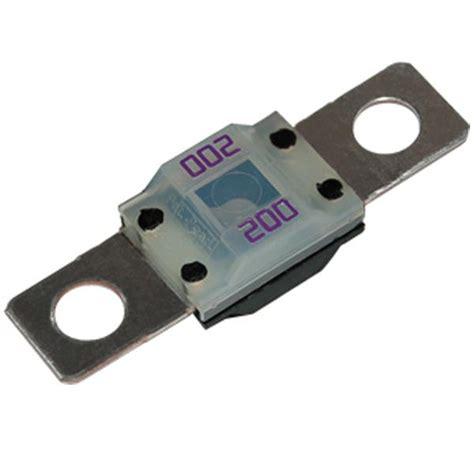 Steel U Bolt Lock Gembok Blue midi 174 limiter fuse bolt on