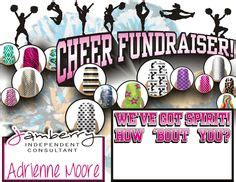 Jamberry Fundraising Letter Cheer On Cheerleading Cheer Gifts And Fundraising