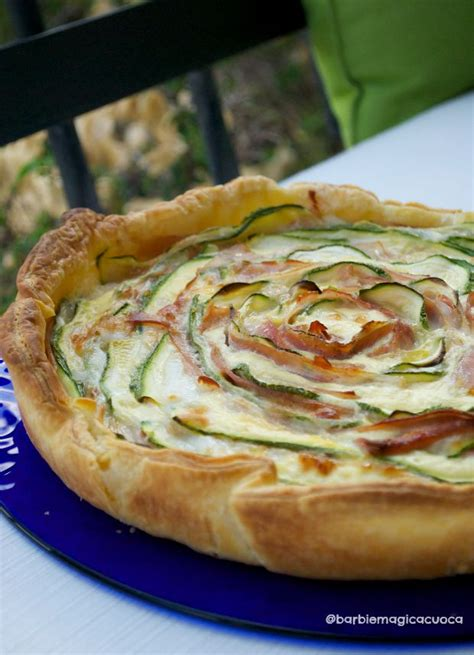 zucchine con fiore ricette torta salata a fiore con mortadella zucchine e formaggio