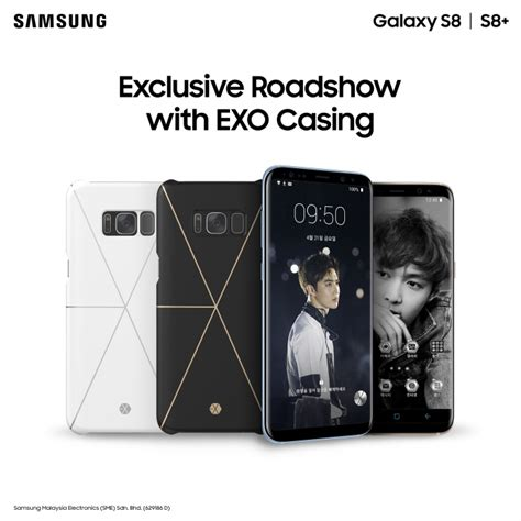 Harga Samsung S8 X Exo get limited edition samsung galaxy friends x exo phone
