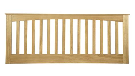 Solid Oak Headboard by Serene Solid Oak Headboard Mattress Shop