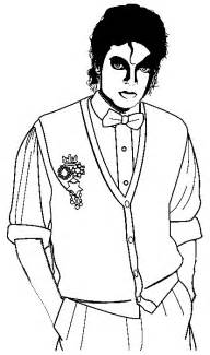 printable coloring pages gt michael jackson gt 54500 michael jackson coloring pages 15