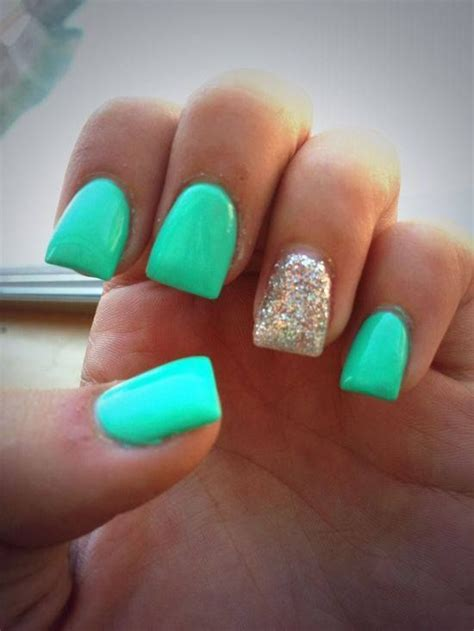 acrylic nails solid color 17 best ideas about solid color nails on