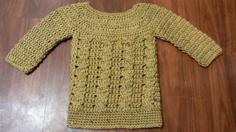 crochet pattern jumper crochet cable sweater crochet and knit