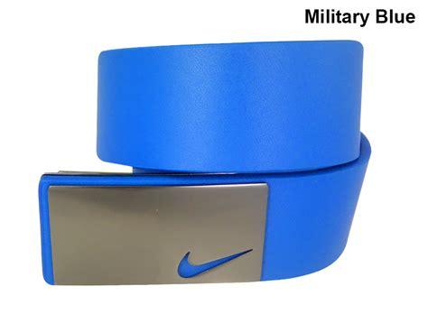 Nike Golf Gift Card - nike sleek modern plaque belt by nike golf golf belts