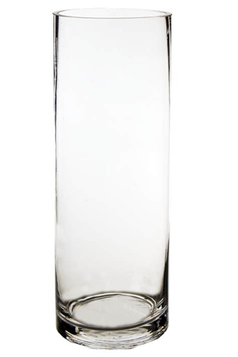 wholesale glass vases glass cylinder vase h 14 quot d 5