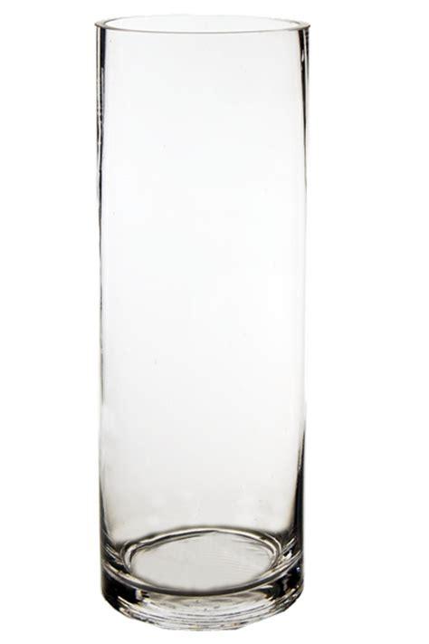 14 Inch Cylinder Vases Wholesale cylinder vase glass vases wholesale h 14 quot open diameter 5 quot lot of 6 pcs ebay