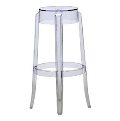 Clear Acrylic Bar Stool by Clear Acrylic Bar Stools Thing