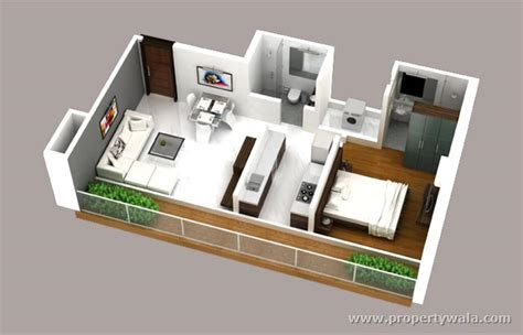 Union Station Floor Plan by Conwood Astoria Goregaon East Mumbai Apartment Flat