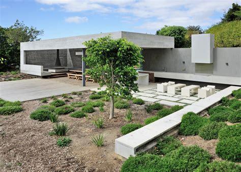 cement garden concrete garden pavilion metropolis