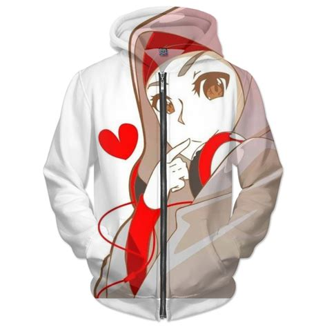 anime zip up