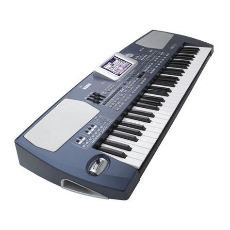 Keyboard Korg Pa500 Bekas korg pa500 ort 61 key arranger org 61 tuş