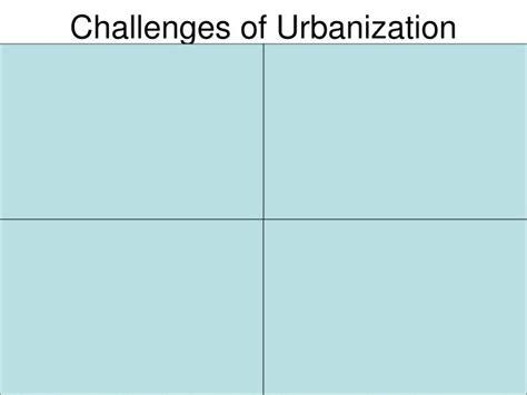 urbanization challenges ppt challenges of urbanization powerpoint presentation