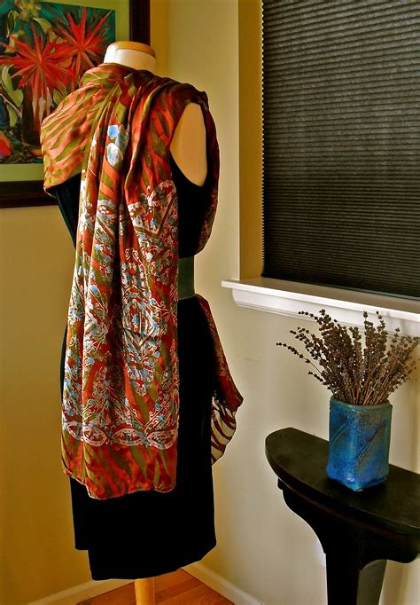 scarf draping sewing 171 lady violette