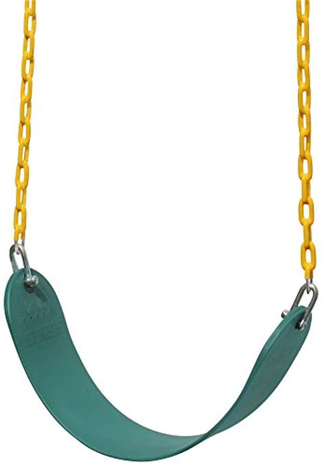 plastic swing seat replacement jungle gym kingdom swing seat heavy duty 66 quot chain plastic