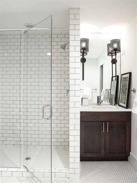 Subway Tiles With Dark Grout Houzz | subway tiles with dark grout houzz