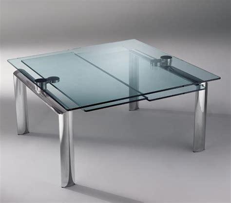 reflex tavoli in cristallo policleto reflex angelo tavoli e tavolini