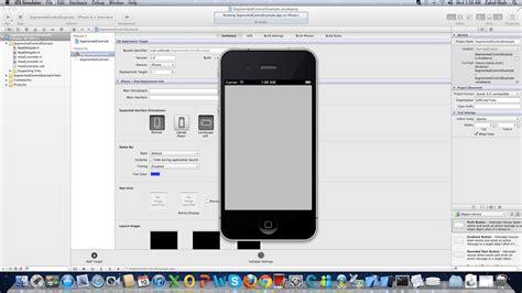 iphone xib tutorial uisegmentedcontrol iphone development tutorial softcode