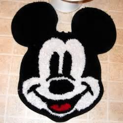 Mickey Mouse Bathroom Rug Disney At Mickey Bathroom