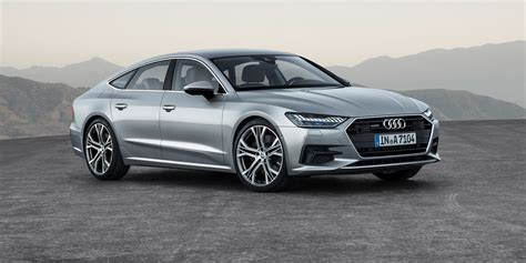 audi a7 2018 audi a7 sportback revealed photos 1 of 24