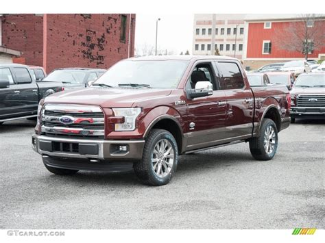 pictures of ford f150 king ranch 2016 bronze ford f150 king ranch supercrew 4x4