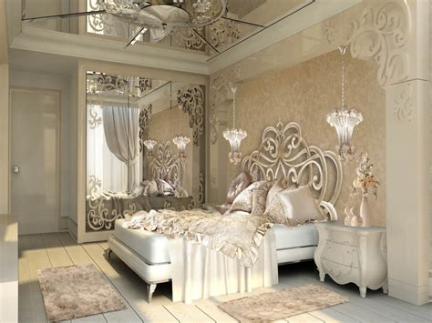 cream gold bedroom large round mirrors for walls artistry luxury gold and