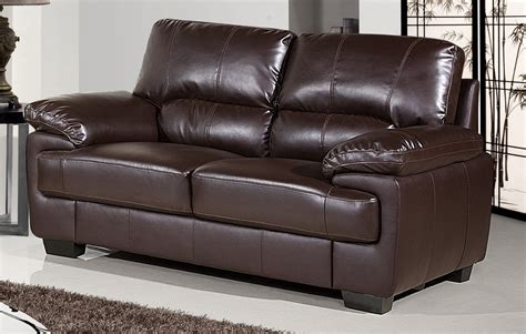 Cheap Brown Leather Sofas Brown Leather And How To Care Properly Traba Homes