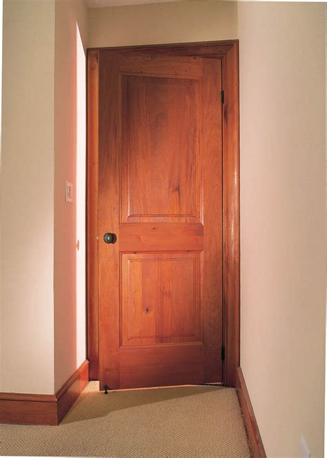 Interior Solid Wood Door Rm Idc 103 Roatan Mahogany