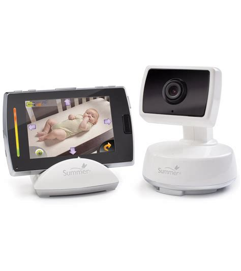summer infant baby monitor summer infant baby touch boost color monitor 28810a