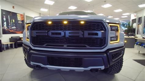 ford avalanche 2017 ford f 150 raptor avalanche grey overview edmonton