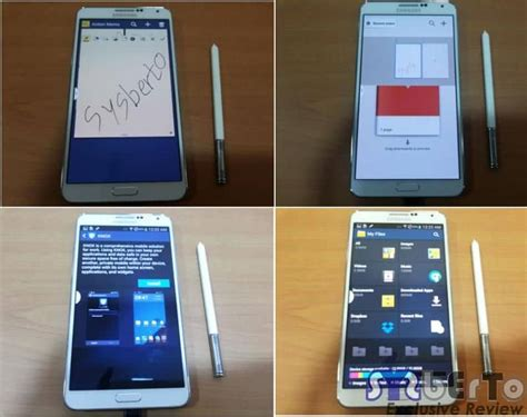exclusive samsung galaxy note 3 exclusive on samsung galaxy note 3 qualcomm 4g