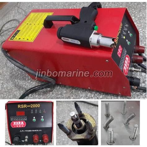 capacitor discharge stud welding machine rsr serie portable capacitor discharge stud welding machine buy welding equipment from china