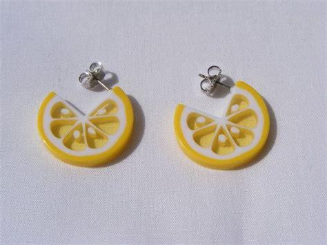 Lemon Cake Slice Earring 80 best avon images on vintage avon avon and earrings